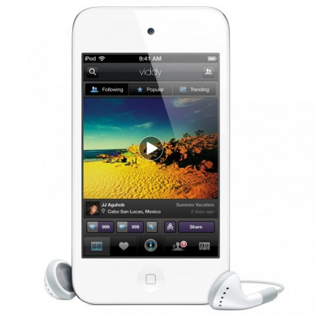 MP3 плейър Apple iPod 4 Touch 32GB