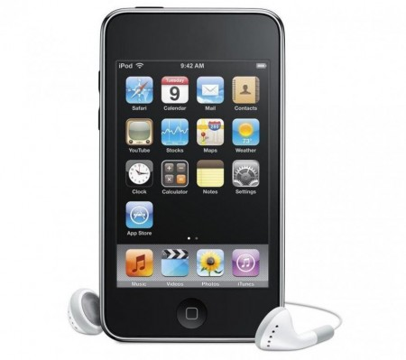 MP3 плейър Apple iPod 4 Touch 64GB