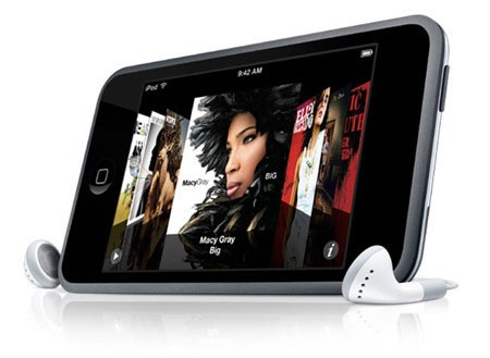 MP3 плейър Apple iPod 4 Touch 8GB