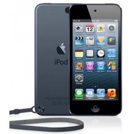 MP3 плейър Apple iPod 5 Touch 16GB