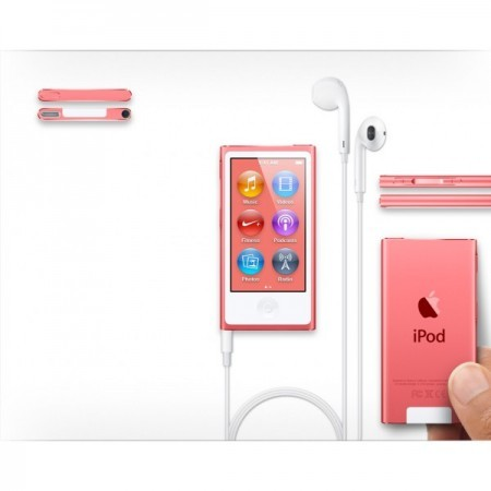 MP3 плейър Apple iPod 7 nano 16 GB