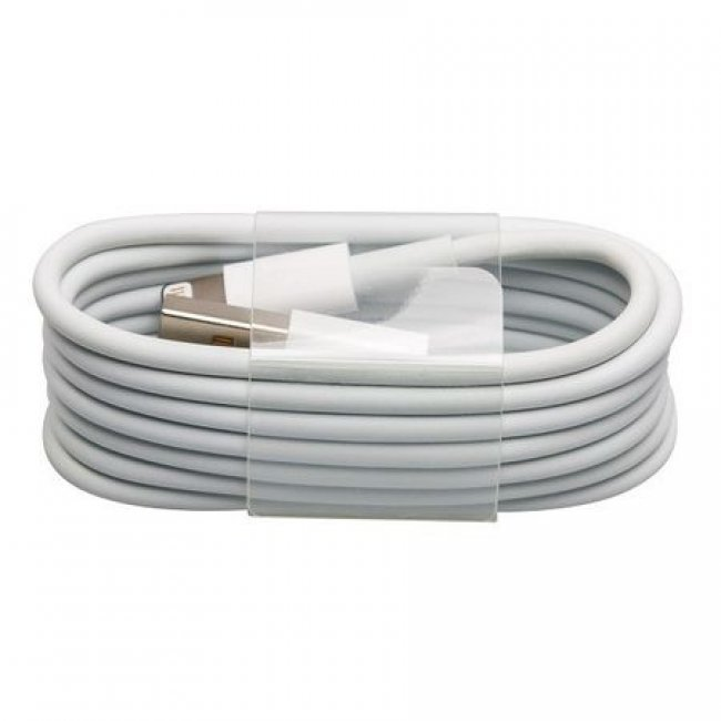 Кабел Apple Lightning to USB Cable MD818