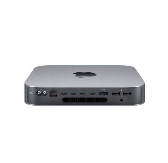 Настолен компютър Apple Mac mini (2018)(MRTR2ZE/A)Intel Core i3 3.6 GHz 8GB/128GB SSD