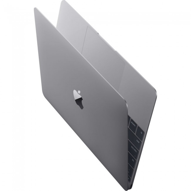 Лаптоп Apple MacBook 12 256GB Space Gray MLH72