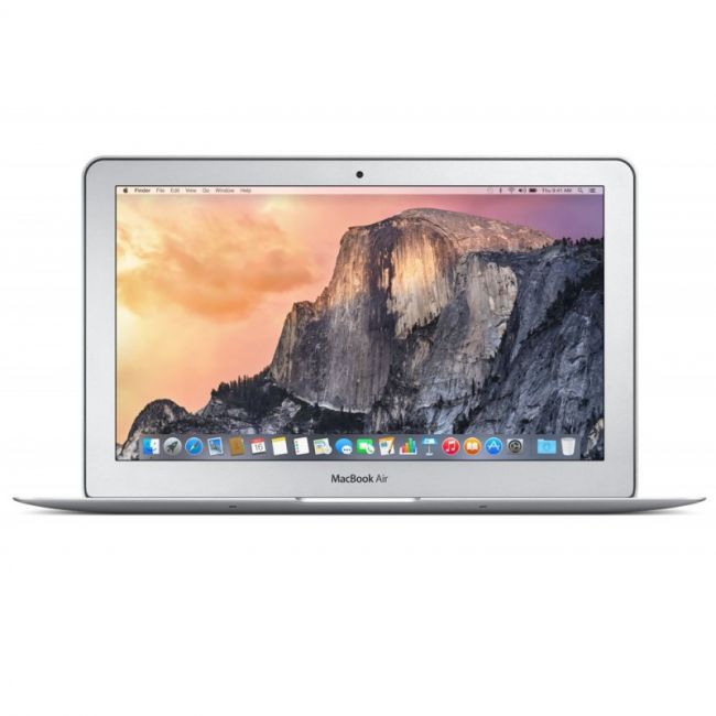 "Лаптоп Apple MacBook Air 13"" i5 DC 1.8GHz/8GB/128GB SSD/Intel HD Graphics 6000 INT KB- mqd32ze/a"