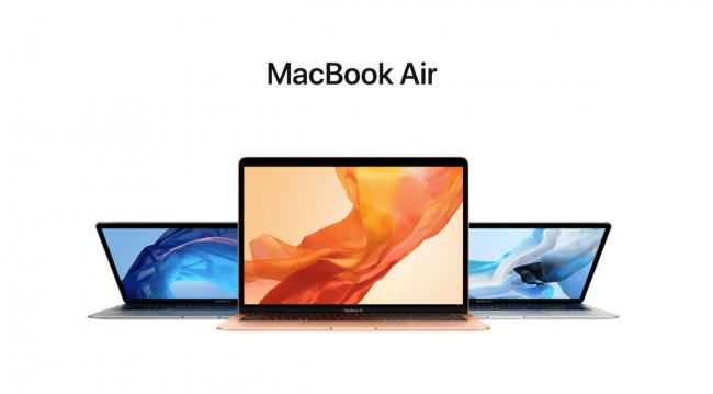 "Лаптоп Apple MacBook Air 13.3""  i3 256GB MWTJ2LL/A"