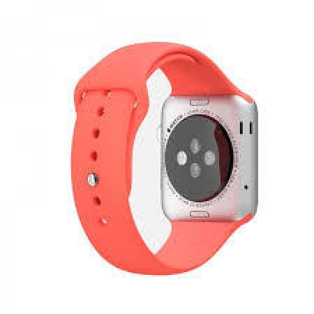 Каишка за часовник Apple Силиконова каишка за Apple Watch Sport Band 38mm