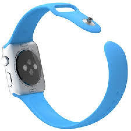 Каишка за часовник Apple Силиконова каишка за Apple Watch Sport Band 42mm