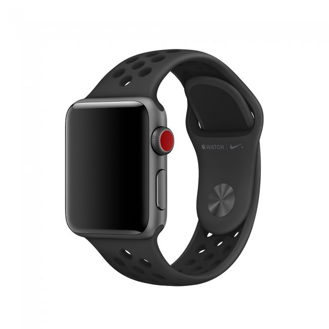 Smart Watch Apple Watch 38mm Anthracite/Black Nike Sport Band MQ2K2FE/A