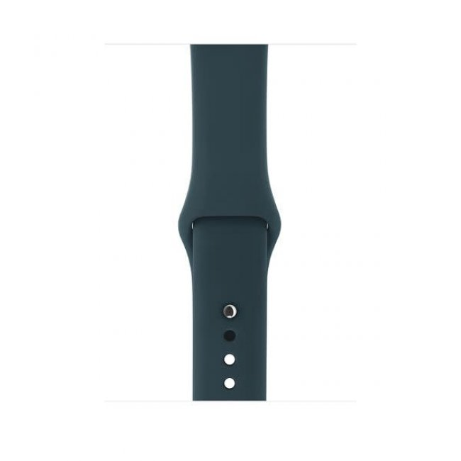 Каишка за часовник Apple Watch 42mm Teal Sport Band  MQUX2FE - DARK
