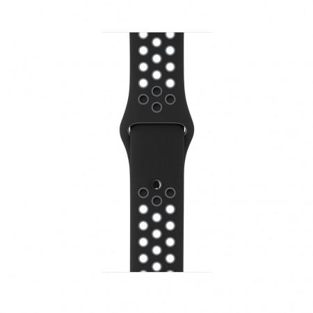 Цена Apple Watch NIKE+ SPACE GRAY ALUMINUM BLACK/COOL GRAY NIKE SPORT 38MM - MNYX2