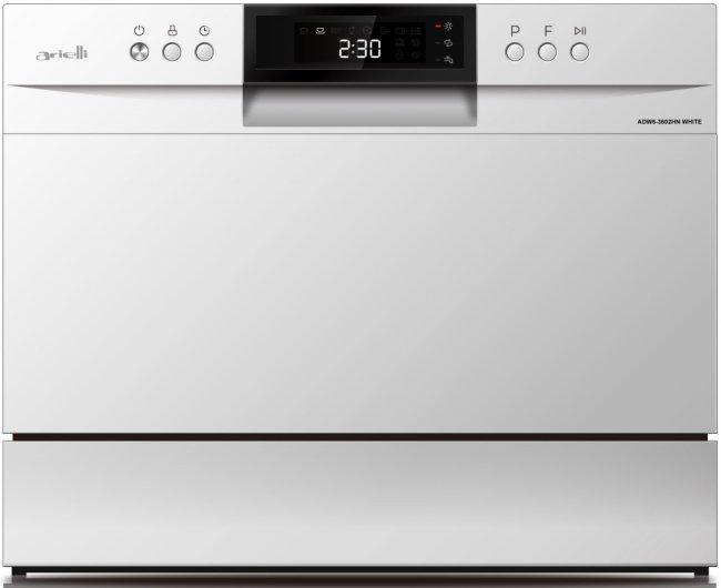 Съдомиялна машина Arielli ADW6-3602HN WHITE