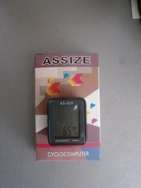 Аксесоар за велосипед Assize Вело компютър AS 829