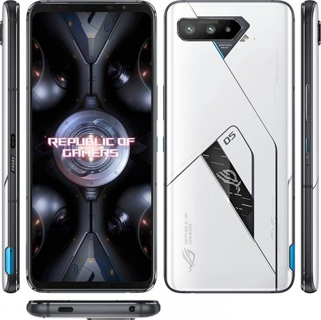 Смартфон ASUS ROG Phone 5 Ultimate Dual