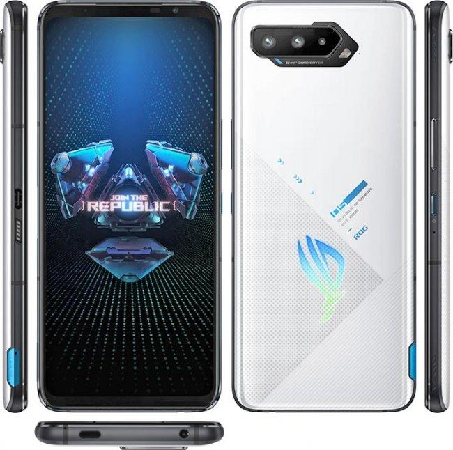 Смартфон ASUS ROG Phone 5 ZS673KS 5G DUAL