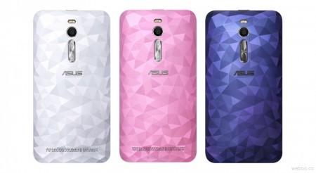 Снимки на ASUS Zenfone 2 Deluxe Dual SIM 4G LTE(ZE551ML) 64GB