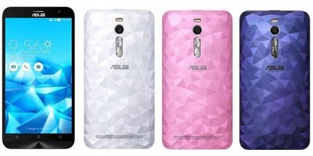 Снимки на ASUS Zenfone 2 Deluxe ZE551ML Dual SIM 4G 16GB
