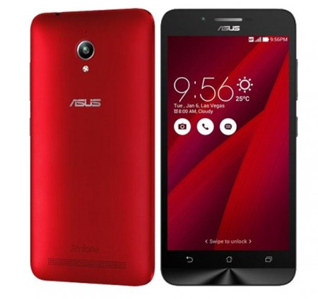 Снимки на ASUS Zenfone 2 GO ZC500TG Dual SIM