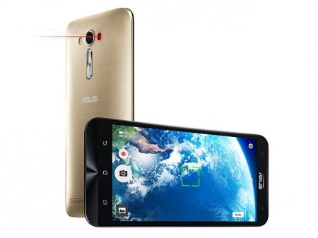 Снимки на ASUS Zenfone 2 Laser ZE601KL