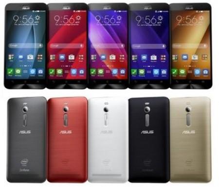 Снимка на ASUS Zenfone 2 ZE550ML Dual SIM 4G LTE