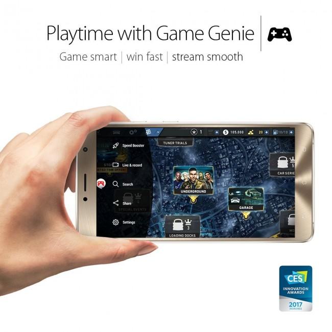 Цена на ASUS Zenfone 3 Deluxe 5.5 ZS550KL Dual SIM