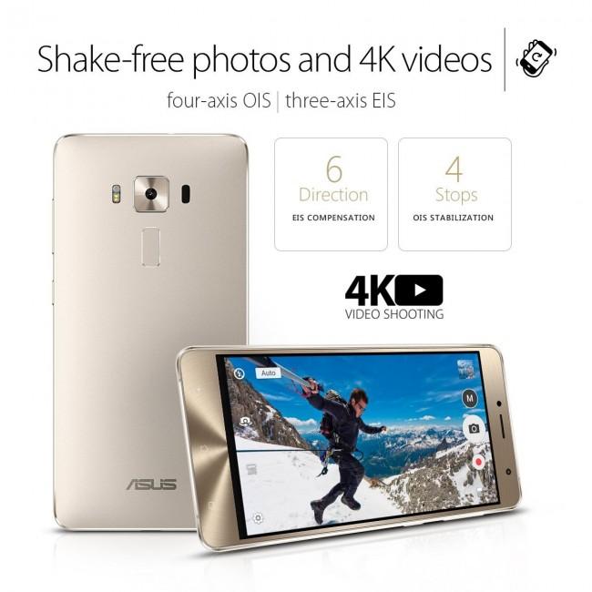 Снимка на ASUS Zenfone 3 Deluxe 5.5 ZS550KL Dual SIM