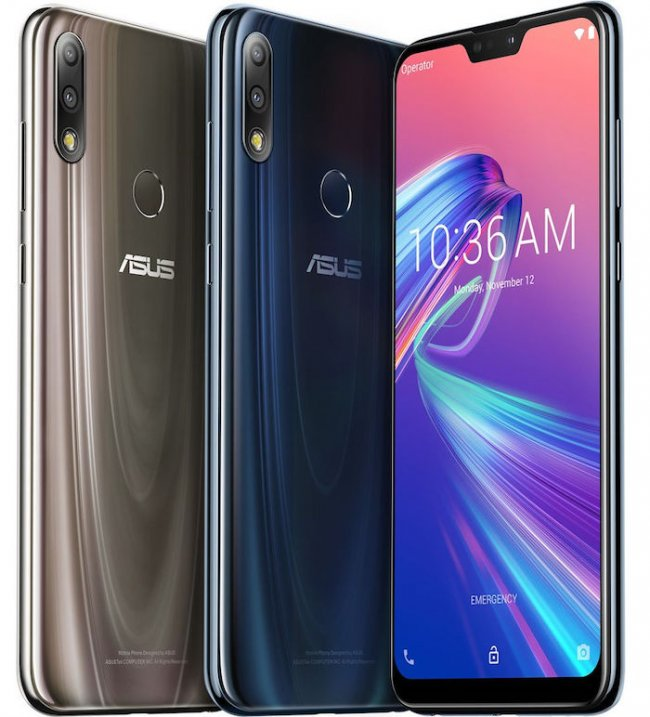 Смартфон ASUS Zenfone Max Pro (M2) ZB631KL