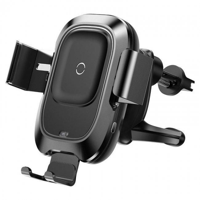 Аксесоари за кола Baseus Automatic holder with Qi 10W induction charger
