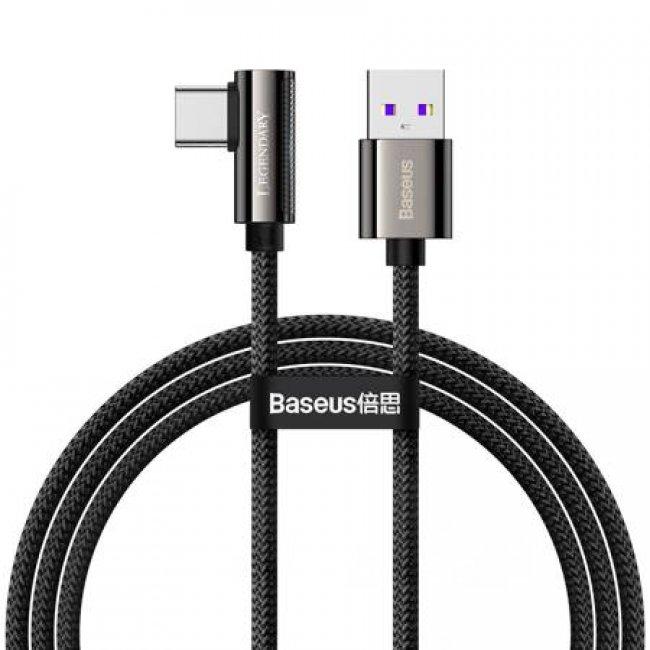 Кабел Baseus Cable USB to USB-C Baseus Legend Series, 66W, 1m