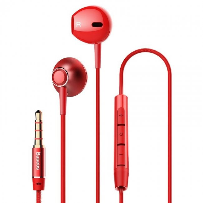 Слушалки Baseus Encok H06 Earphones