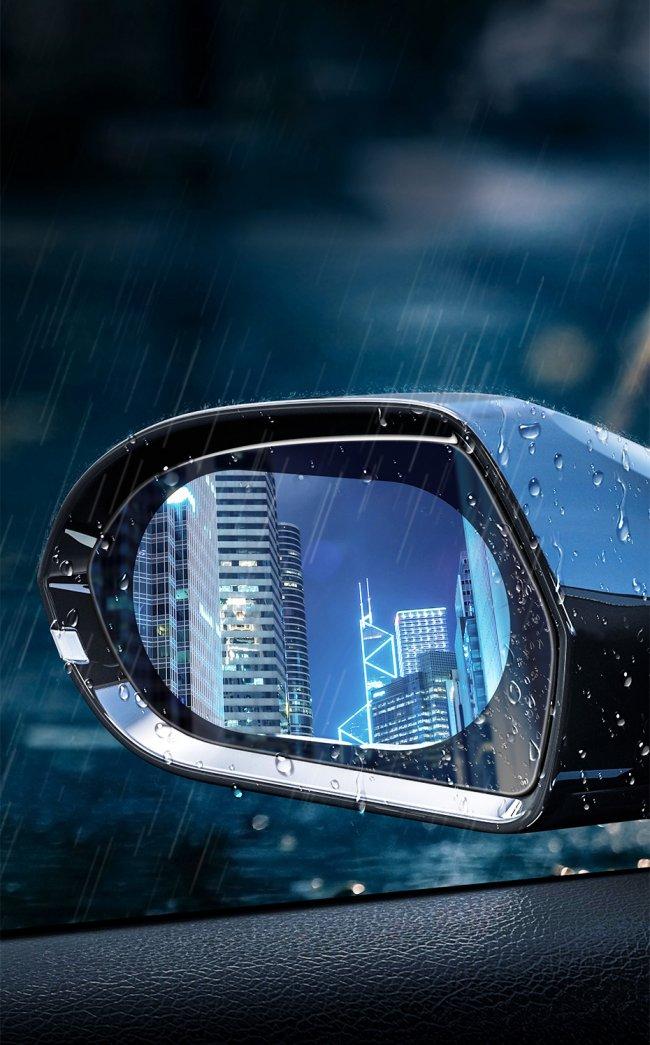 Аксесоари за кола Baseus Фолио за автомобилни огледала