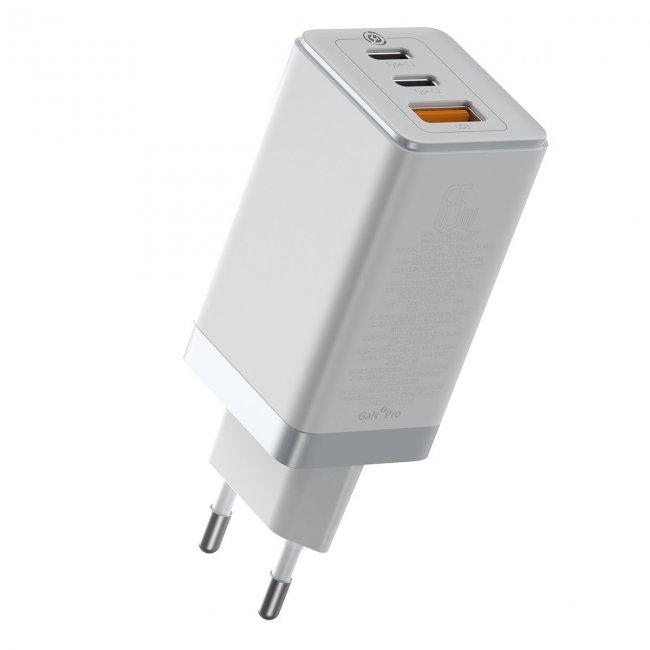 Зарядни устройства Baseus Gan2 Pro Quick Charger2C + U