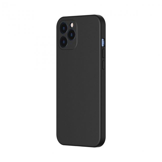 Калъф за Baseus Liquid Silica Gel Case for iPhone 12 / 12 Pro