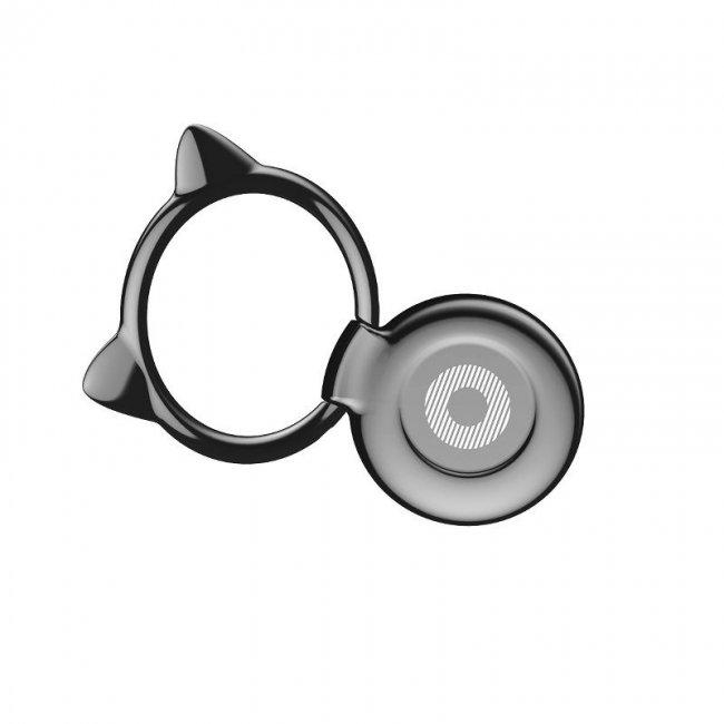 Baseus Пръстен държач за телефон Cat ring holder  универсален