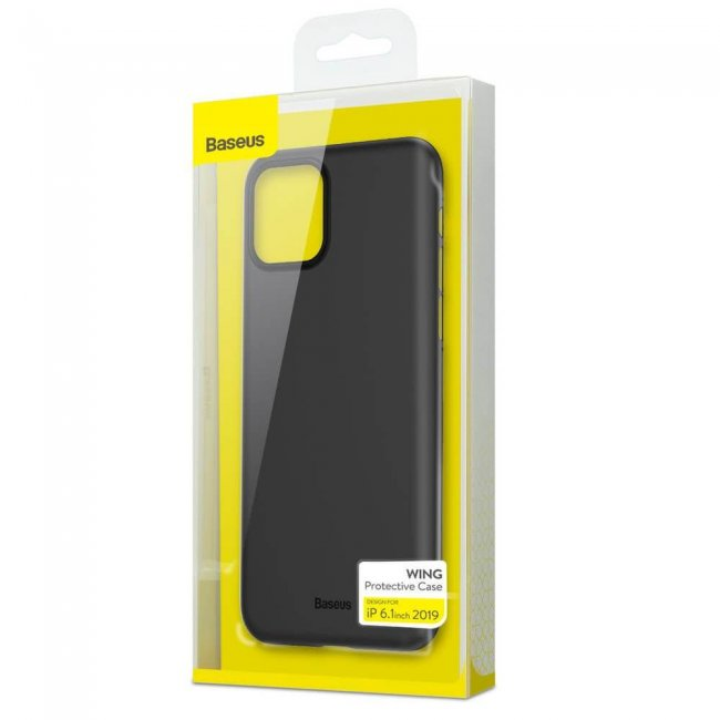 Калъф за Baseus Silicone Case Apple Iphone 11 6.1