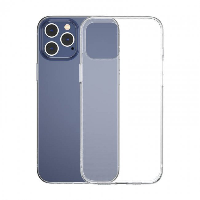 Калъф за Baseus Simple Case for iPhone 12 / iPhone 12 Pro