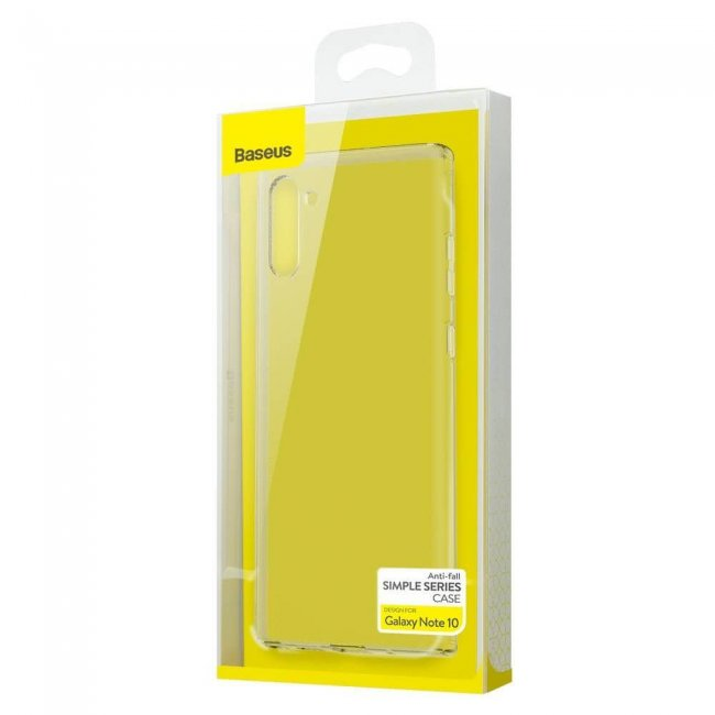 Калъф за Baseus Simple Series Case Samsung Galaxy Note 10 N970