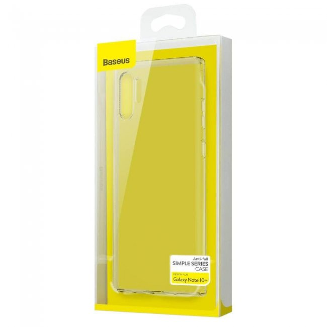 Калъф за Baseus Simple Series Case Samsung Galaxy Note 10+ N975