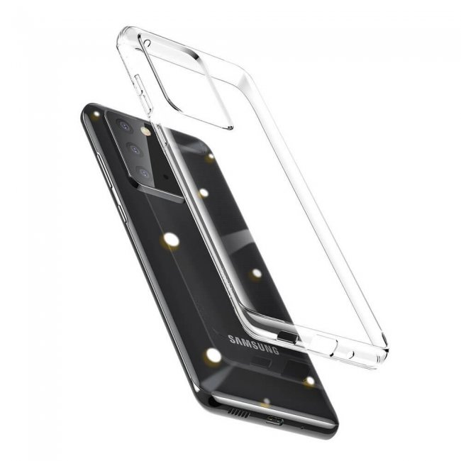 Калъф за Baseus Simple Series Case Samsung Galaxy S20 Ultra G988