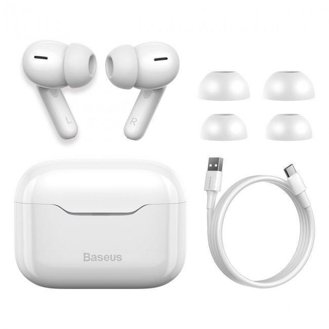 Слушалки Baseus SIMU ANC  S1 - Безжични слушалки