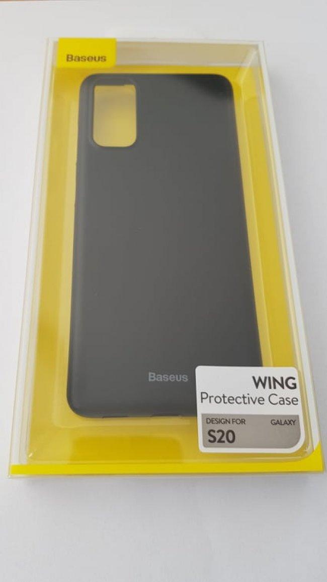 Калъф за Baseus Wing Protective Case Samsung Galaxy S20 G980