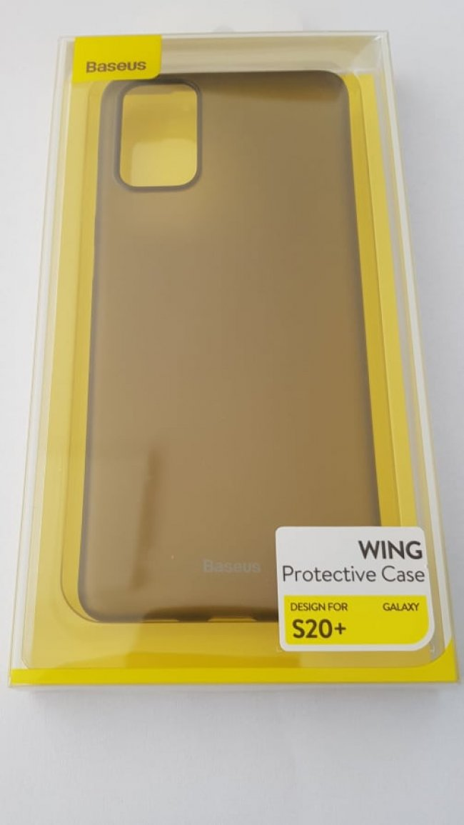 Калъф за Baseus Wing Protective Case Samsung Galaxy S20+ G985