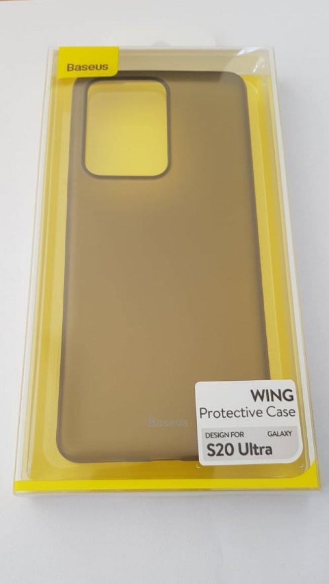 Калъф за Baseus Wing Protective Case Samsung Galaxy S20 Ultra G988