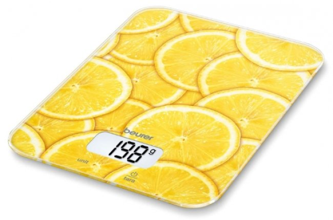 Кухненска везна Beurer KS 19 lemon kitchen