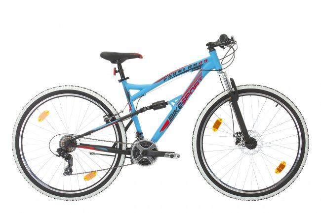 "Велосипед Bikesport PARALAX 29"", F.DISC"