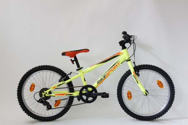 "Велосипед Bikesport ROCKY 20"""