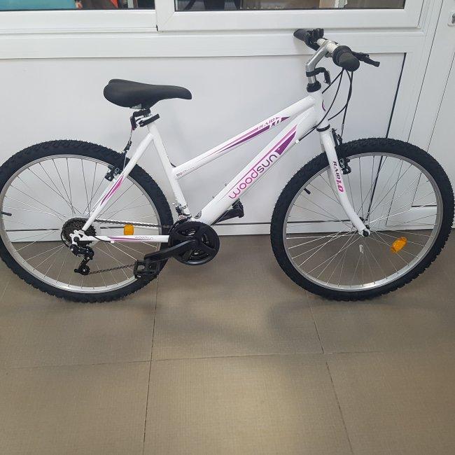 Велосипед Bikesport WOODSUN RAID 1.0 LADY