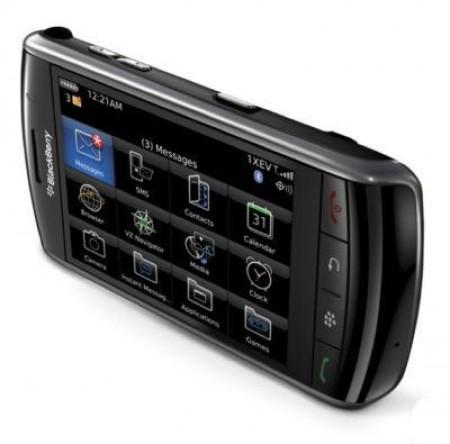 Цена на BlackBerry 9500 Storm