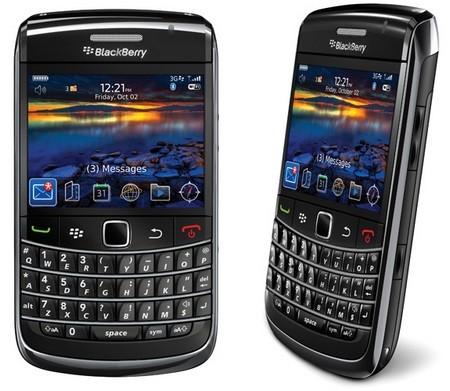 GSM BlackBerry 9700 Bold 2