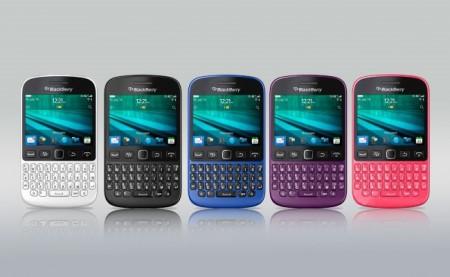 BlackBerry 9720 Samoa